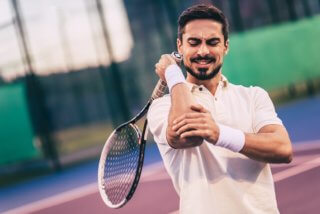 tennis elbow - physiotherapy chiropractic and massage treatment toronto